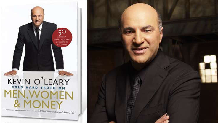 <em>The Cold Hard Truth About Men, Women and Money</em>: Kevin O'Leary's New Book